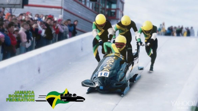 Jamaica Bobsled Team Memorable Moments Team Jamaica