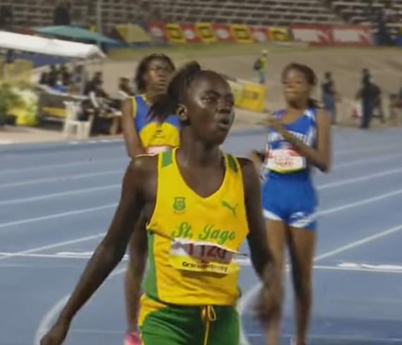 Brianna Lyston Jamaican