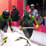 Jamaica Women's Bobsled Team Makes Historic Olympic Debut