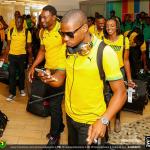 Warren Weir in Nassau Bahamas for 2015 IAAF World Relays