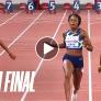 VIDEO: Elaine Thompson Herah CLOCKS 10.65 (MR) in Women's 100M, ZURICH